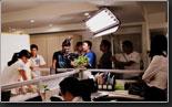 拉卡拉企业宣传片花絮宣传片拍摄制作现场花絮