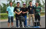 北京环卫集团拍摄花絮第六天宣传片拍摄制作现场花絮
